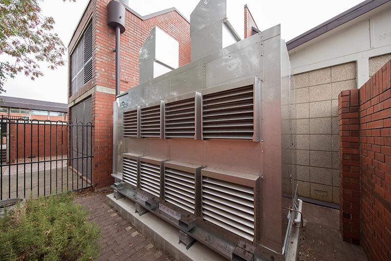 Raffrescatori evaporativi mount barker school