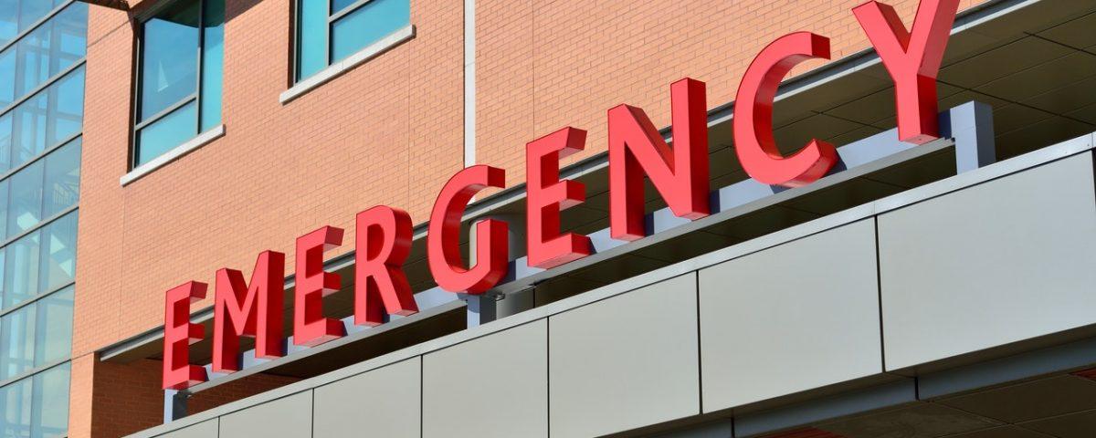 raffrescatore evaporativo in ospedale