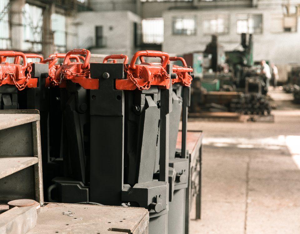 Raffrescatori per capannoni