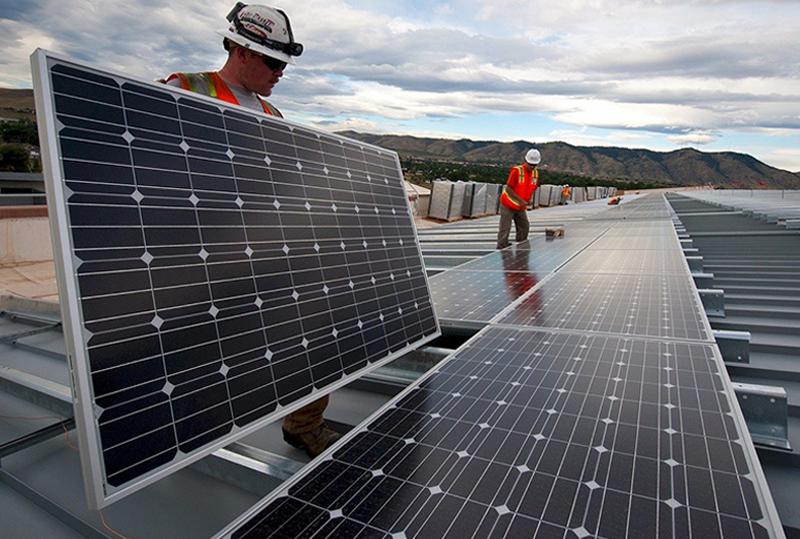 pannelli solari sviluppo sostenibile