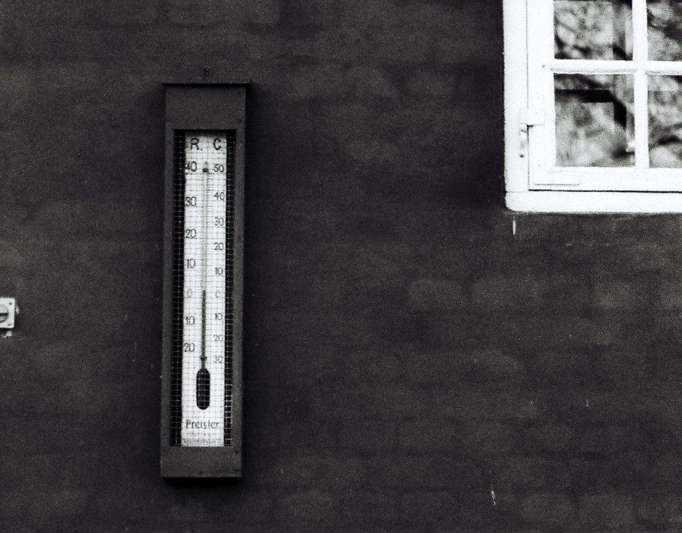 Termometro temperatura casa